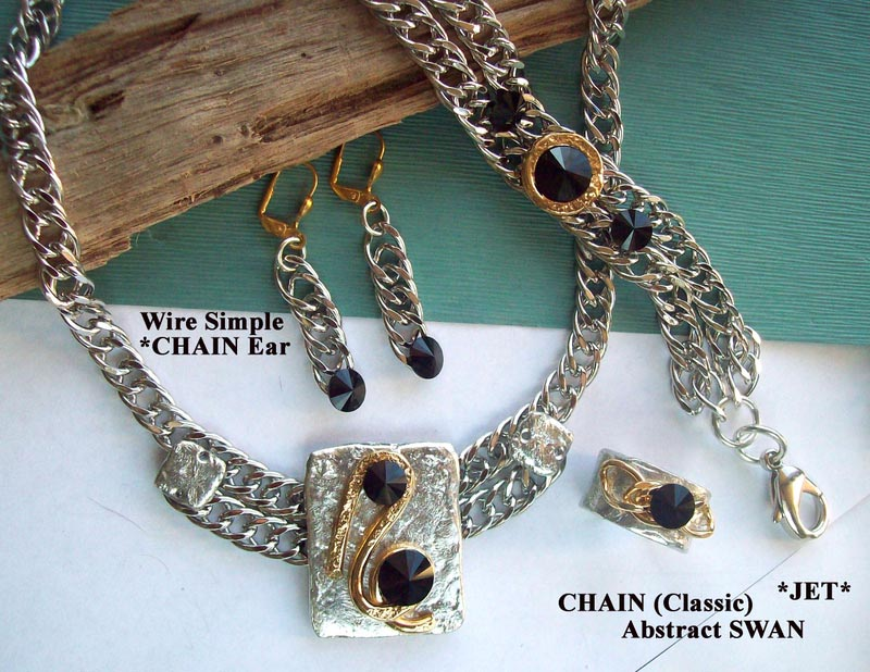 Timeless Chain 1173 - Earrings