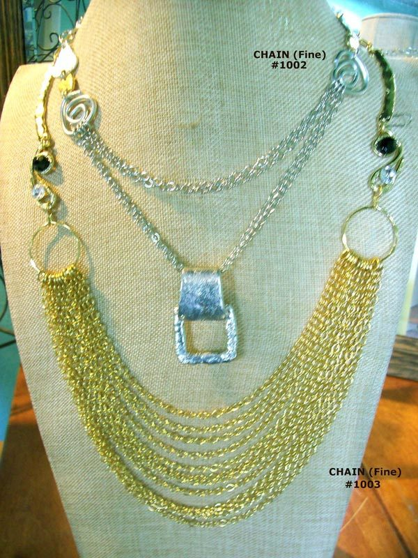 Timeless Chain 1183 - 1205 - Neck