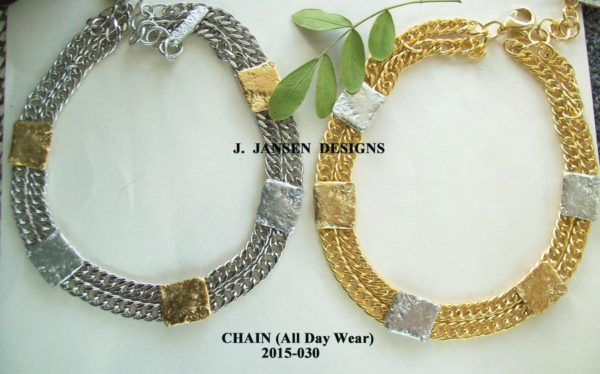 Timeless Chain 1208 - Neck - Silver