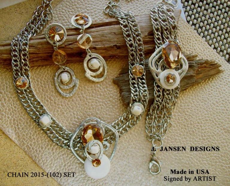 Timeless Chain 1209 - Earrings