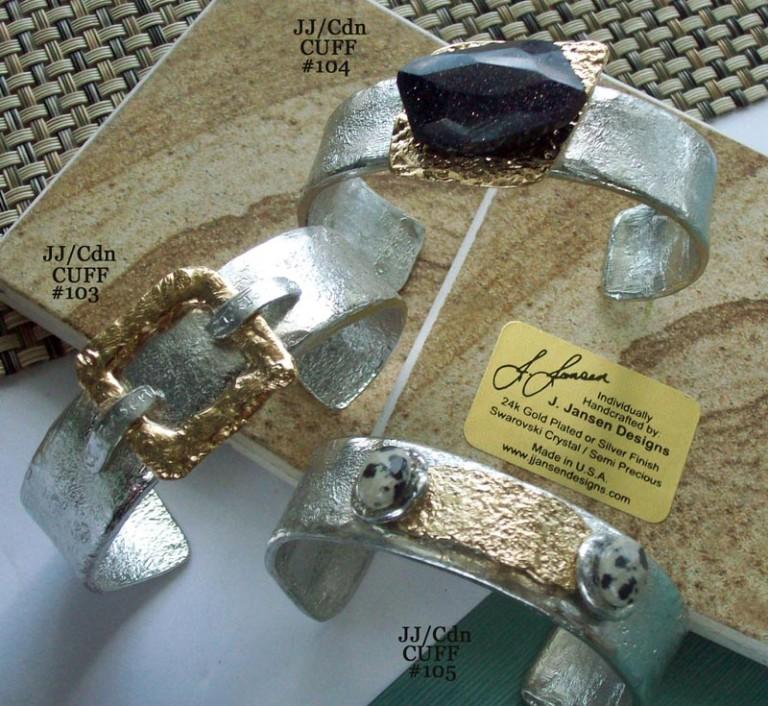 Cuff Bracelet 104 - 948