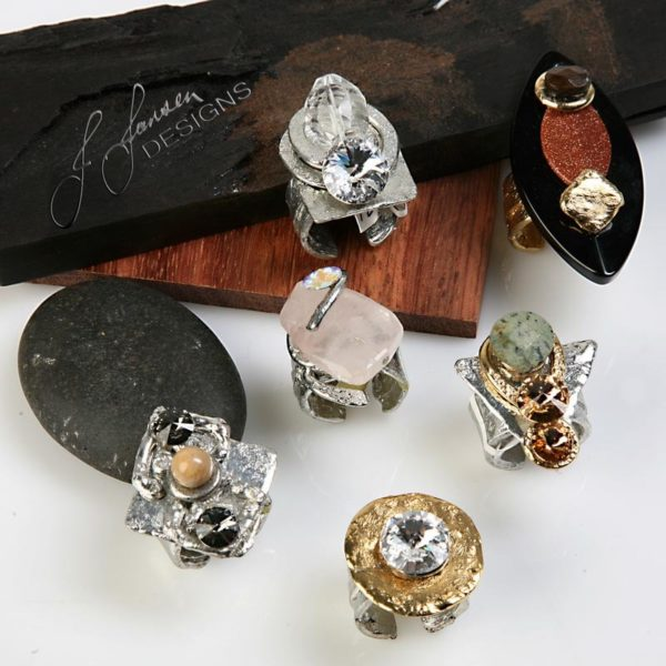 Rings 147 - Set