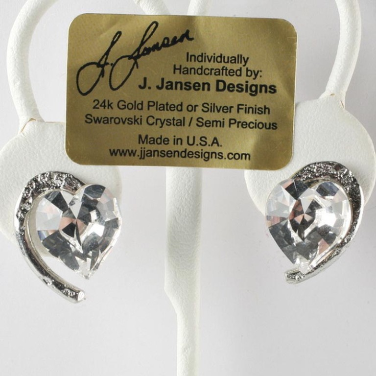 Hearts 363 - Earrings