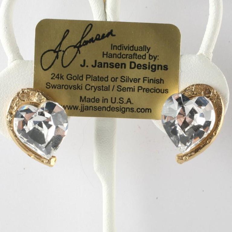 Hearts 364 - Earrings