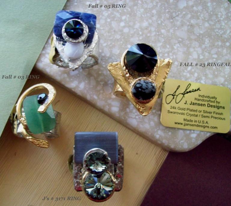 Rings 471 - Set