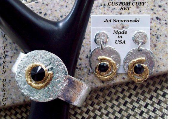 Cuff Bracelet 475 - Set