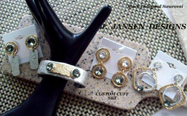 Cuff Bracelet 476 - Set