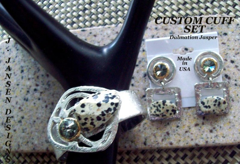 Cuff Bracelet 477 - Set