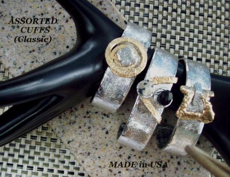 Cuff Bracelet 481 - Set