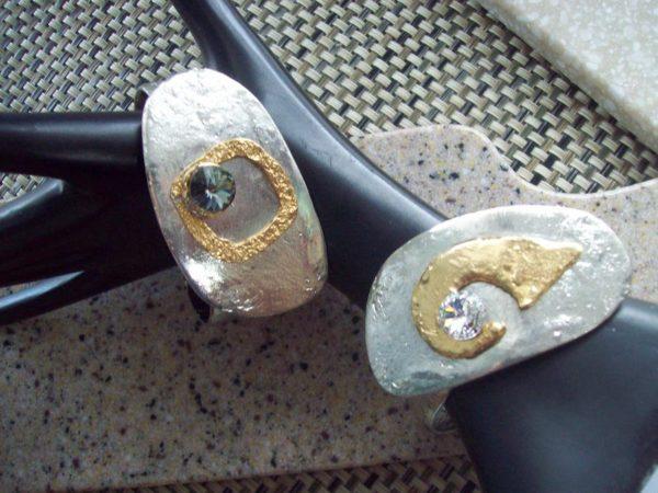 Cuff Bracelet 482 - Left